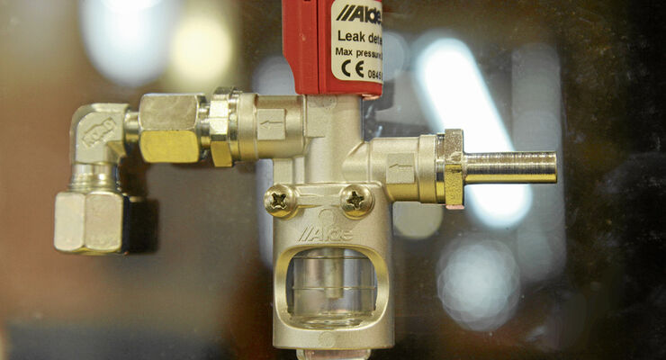 Praxistipp Gasanlage
