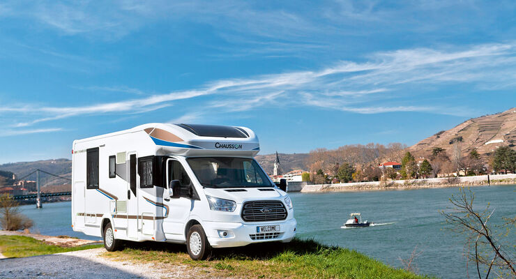 Premiere: Chausson Welcome 718 EB