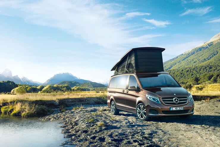 Premiere: Mercedes, Marco Polo