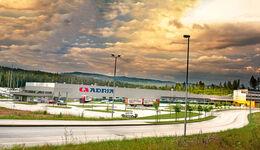 Produktionswerk in Novo Mesto