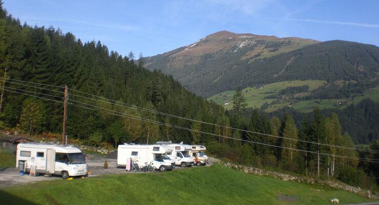 RU-Mitglieder seit 25 auf den schönsten Reisemobil-Stellplätzen zuhause.