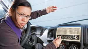 Radioempfang im Wohnmobil
