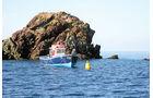 Ratgeber: Mobil-Tour Toskana, Unterwasserwelt