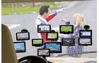 Ratgeber Navigationsgeräte für Reisemobile, PKWs und LKWs
