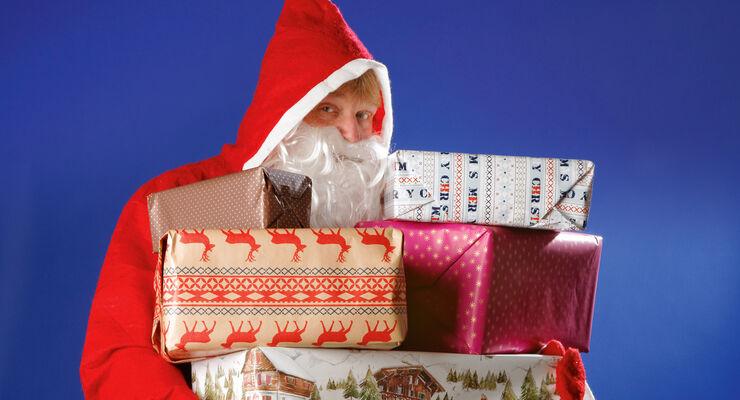 Ratgeber: Weihnachtsgeschenke