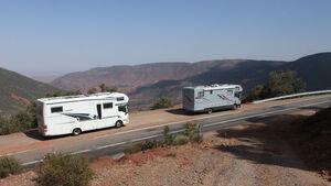 Reimers Reisemobile feiert sein 25. Jubiläum und startet auch dieses Jahr wieder eine geführte Tour nach Marokko.
