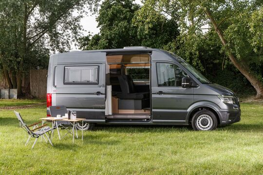 Reimo Campingbus VW Crafter
