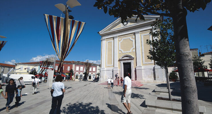 Reise Istrien promobil Reisemobiltour Wohnmobile