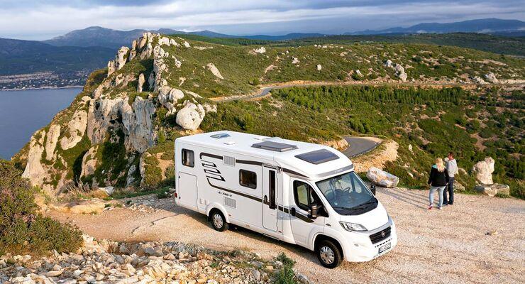 Reisemobil Hymer Exsis-t 588