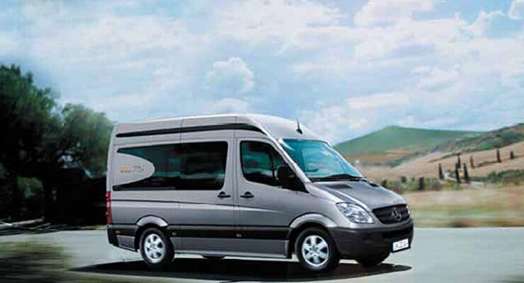 Reisemobil Modelljahr 2010 Reisevan Domo 520 Caravan Salon Düsseldorf Neuerungen