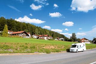Bayerischer Wald Karte Kostenlos.Wohnmobil Tour Durch Den Bayerischen Wald Promobil