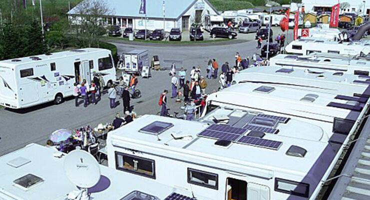 Reisemobiltisch Nordfriesland, Leck, wohnmobil, caravan, wohnwagen