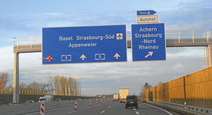 Report: Vergleichsfahrt
