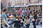 Rund um den Oude Markt von Leuven locken rund 40 Bars und Kneipen.