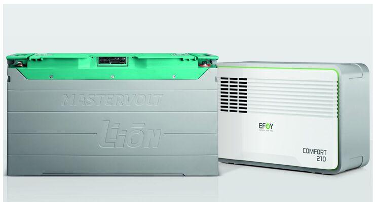 SFC Energy und Mastervolt kooperieren und erarbeiten Energiesysteme, um  die netzferne Stromeffizienz zu steigern.