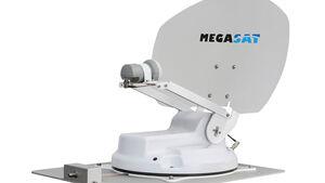 Satellitenantenne von Megasat