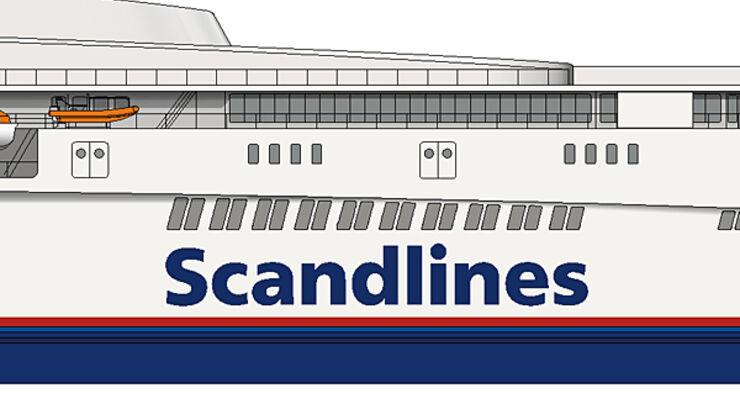 Scandlines, fähre, reisemobil, wohnmobil, caravan, wohnwagen
