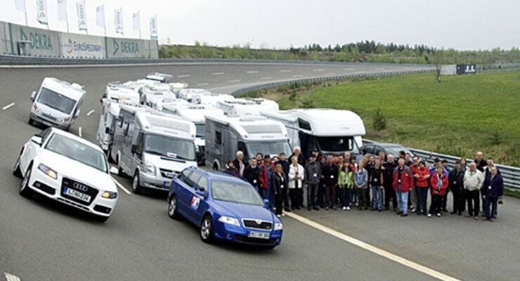 Schaffer, Reisemobil, wohnmobil, caravan, wohnwagen