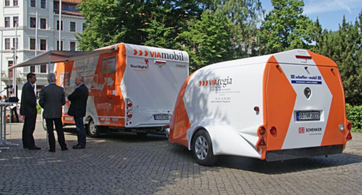Schaffer, capron, Reisemobil, wohnmobil, caravan, wohnwagen