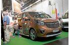 Schirner stellt mit dem Ausbau des Opel Vivaro ein sportliches Freizeitmobil vor.
