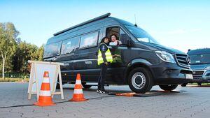 Schritt für Schritt zum Profi-Camper, richtig beladen und transportieren