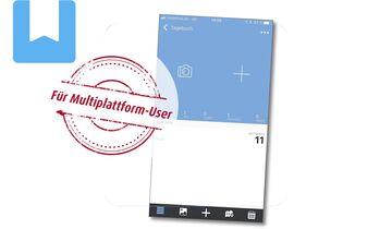 Screenshot der App Day One