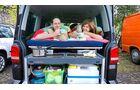 Sehr gute Erfahrungen hat der 44-jährige Versicherungsmakler mit der Vermietung seines VW T5 Multivan via Paul Camper gemacht.