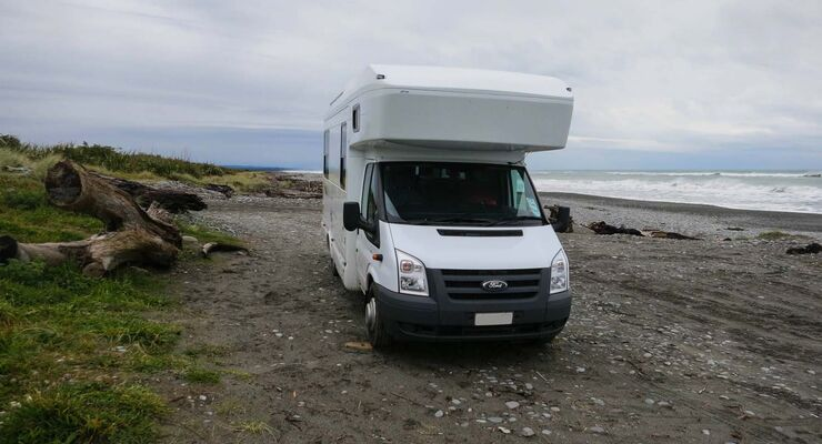 Share a Camper Neuseeland