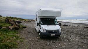 Share a Camper Neuseeland
