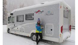Sieben Siege und zehn Podestplätze nach 25 von 37 Weltcup-Rennen der Saison: bisherige Bilanz der Ski-Rennläuferin Tina Maze.