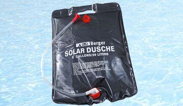 Solardusche Fritz Berger