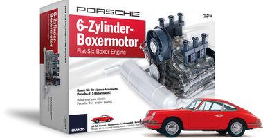 Sonderedition Porsche 6-Zylinder-Boxermotor