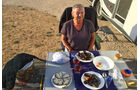 Sonja mit Muscheln