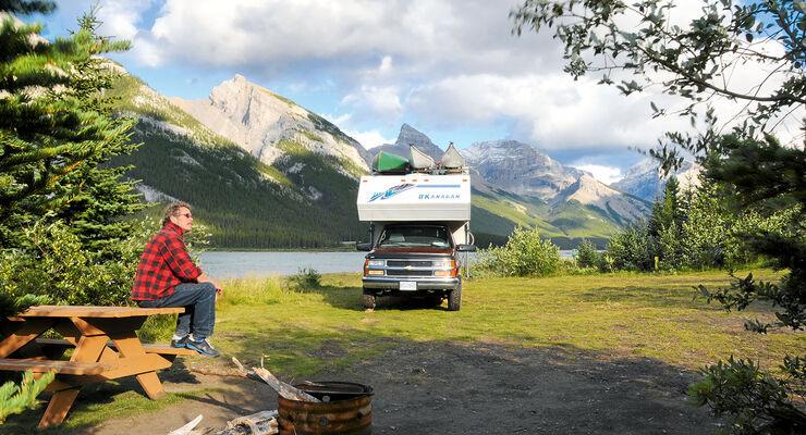 Spray Valley Provincial Park.