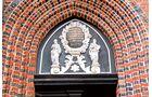 St. Nikolai gehört zu Wismars drei großen Stadtpfarrkirchen.