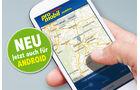 """Stellplatz App """"""""mobil life"""""""" für Android"""