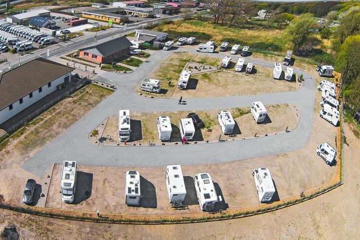 Stellplatztipps Stralsund: Campen in derHansestadt