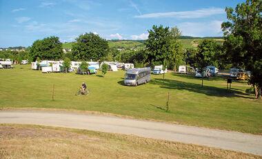 Parking Camping Car Meze