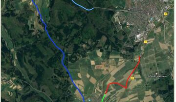 Streckenverlauf Wohnmobil Weltrekord Walldürn
