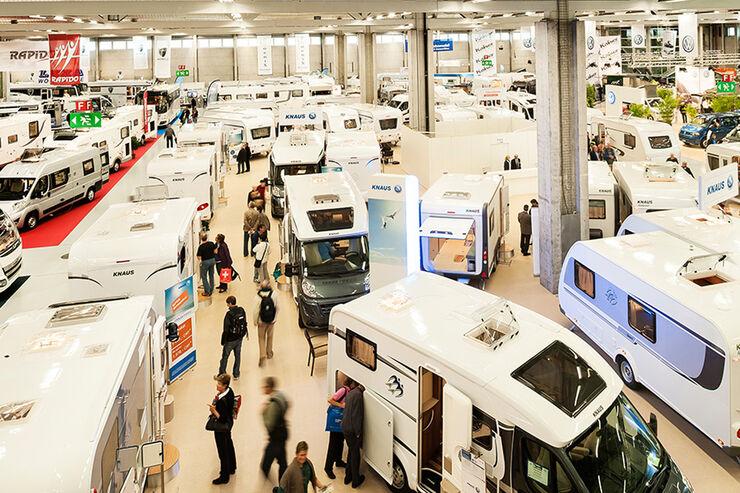 Suisse caravan salon 2013 besucherrekord auf der messe in for Salon caravaning