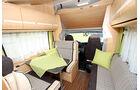 Sunlight A 58 Wohnmobil Reisemobil Neuheiten Wohnmobile promobil