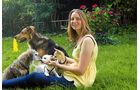 Tanja Uhland, Hundetrainerin und Inhaberin der Hundeschule t.a.n.i.