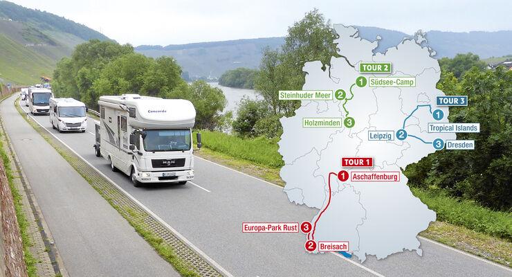 Technik-Caravane 2014 - Abstimmung