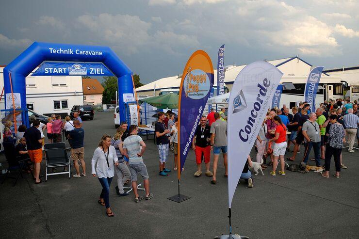 Technik Caravane Rallye (2018)