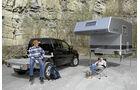 Test, Bimobil Husky 220/VW Amorok