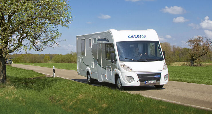 Test: Chausson Welcome I 778