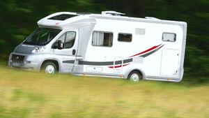 Wohnmobil Test Eura Mobil Terrestra A 690 Hb Promobil