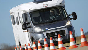 Test: Fiat Ducato 150 Multijet/Comfortmatic