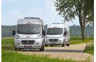 Testfahrt: Fahrwerksoptimierung, Ducato