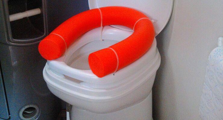 Toilettensitz erhöhen